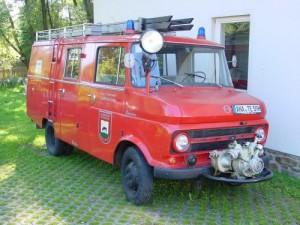 Opel Blitz Feuerwehr