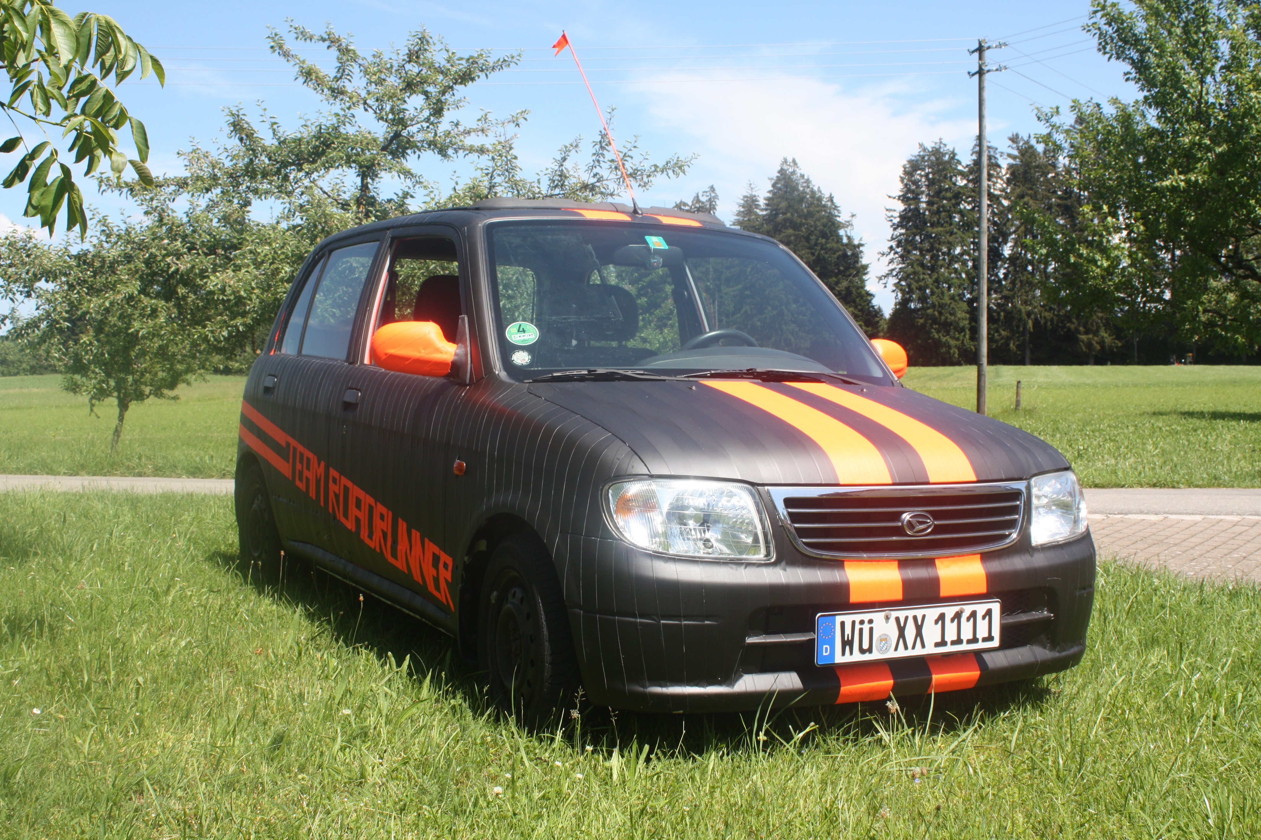 unser fahrzeug mongol rally 2011 team roadrunner. Black Bedroom Furniture Sets. Home Design Ideas
